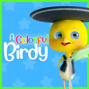 A Colorful Birdy dari Cartoon Studio English