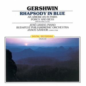 Budapest Philharmonic Orchestra的專輯George Gershwin: Rhapsody In Blue