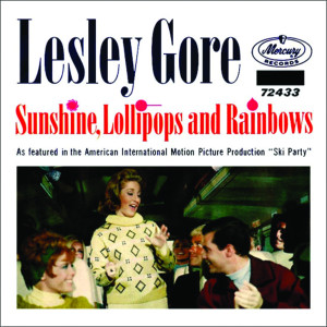 Album Sunshine, Lollipops And Rainbows from Lesley Gore