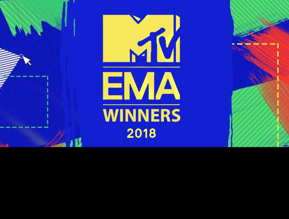 เช็คเลย!!! กับเหล่า Winner จากงาน MTV EMA