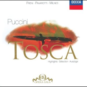 Album Puccini: Tosca - Highlights from Sherrill Milnes