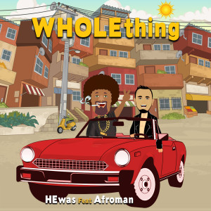 Album Wholething(Explicit) from Afroman
