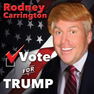 Album Vote for Trump from Rodney Carrington