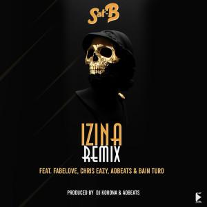 Album Izina Remix from Sat-B
