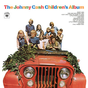 The Johnny Cash Children's Album 1975 Johnny Cash