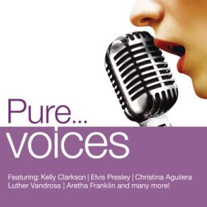 อัลบั้ม Pure... Voices