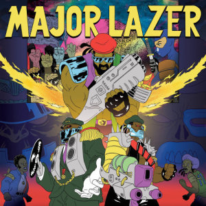 Download Lagu Major Lazer - Mashup the Dance (feat. The Partysquad & Ward 21)