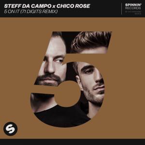 Album 5 On It (71 Digits Remix) from Steff Da Campo