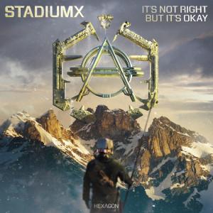 Album It's Not Right But It's Okay from Stadiumx