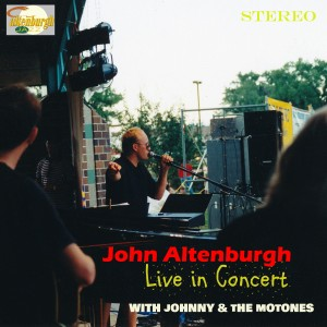 Album John Altenburgh Live in Concert from John Altenburgh