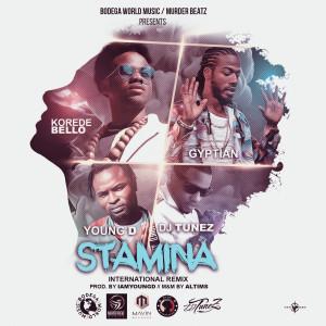 Album Stamina (International Remix) from Korede Bello