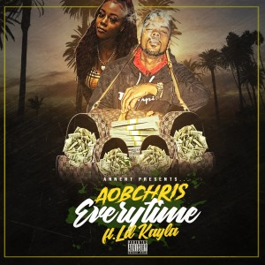 Album Everytime (Explicit) from Lil Kayla