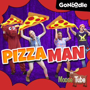 Album Pizza Man from Moose Tube