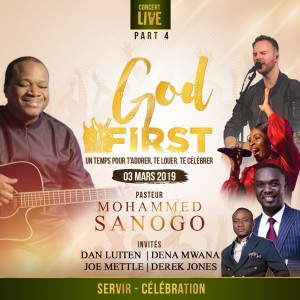 Album God First, Pt. 4 (Live) from Mohammed Sanogo