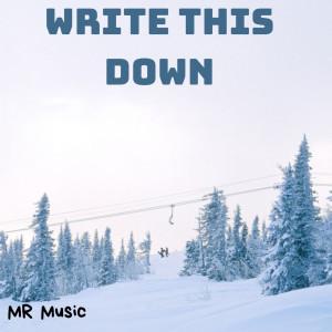 Album Escribe Esto from Dj Star