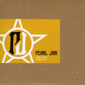 2008.06.19 - Camden, New Jersey (Philadelphia) dari Pearl Jam