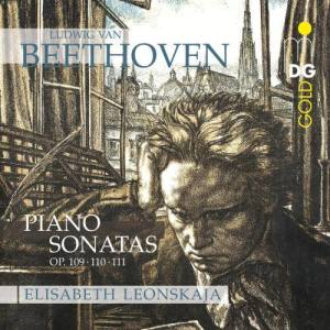 Elisabeth Leonskaja的專輯Beethoven: Piano Sonatas, Op. 109-111
