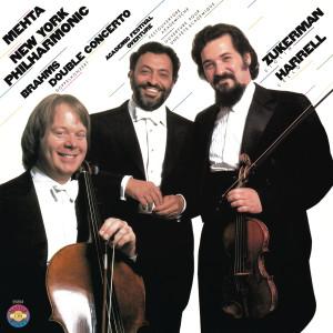 Pinchas Zukerman的專輯Brahms: Concerto for Violin & Cello