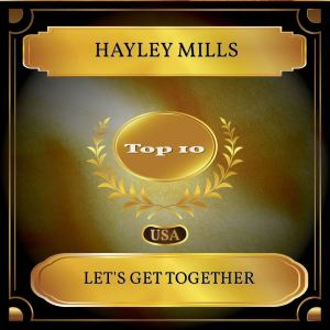 Album Let's Get Together from Hayley Mills
