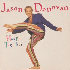 Jason Donovan的專輯Happy Together