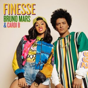 Listen to Finesse (Remix) [feat. Cardi B] song with lyrics from Bruno Mars