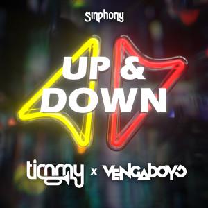 Album Up & Down from Vengaboys