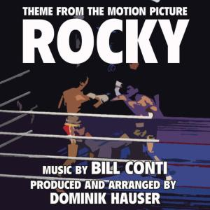Album Rocky (Main Theme from the Motion Picture) from Bill Conti