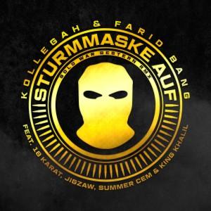 Listen to Sturmmaske auf (Gold war gestern RMX) (Explicit) song with lyrics from Farid Bang
