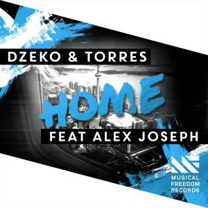 Album Home (feat. Alex Joseph) from Dzeko & Torres