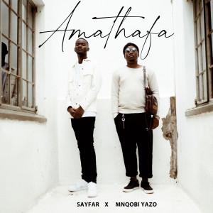 Album Amathafa from Mnqobi Yazo