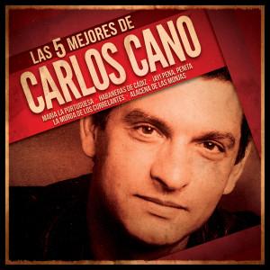 Album Las 5 mejores from Carlos Cano