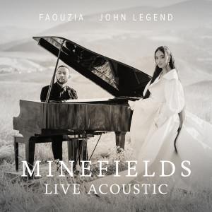 Album Minefields (Live Acoustic) from John Legend