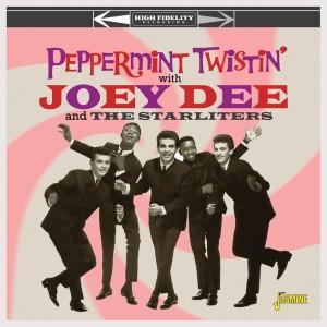 Album Peppermint Twistin' from Joey Dee & The Starliters