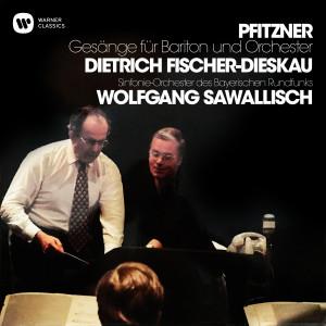 Dietrich Fischer-Dieskau的專輯Pfitzner: Gesänge für Bariton und Orchester