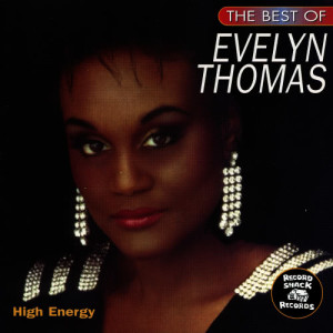"""Album The Best of Evelyn Thomas """"High Energy"""" from Evelyn Thomas"""
