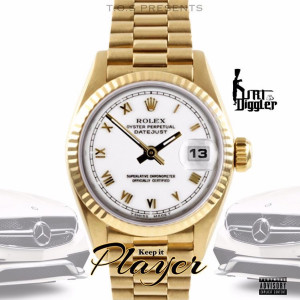 Album Keep It Player from Kurt Diggler