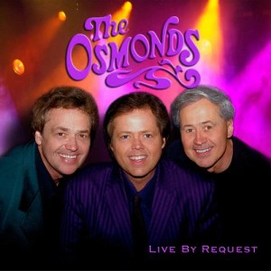 The Osmonds的專輯Live By Request