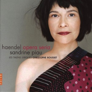Album Handel: Opera seria from Christophe Rousset