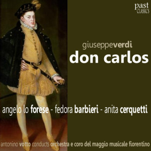 Album Don Carlos from Fedora Barbieri