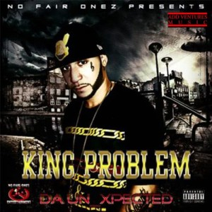 Album Da Unxpected from King Problem