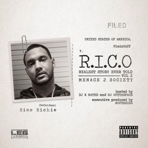 Listen to Back And Forth song with lyrics from Rico Richie