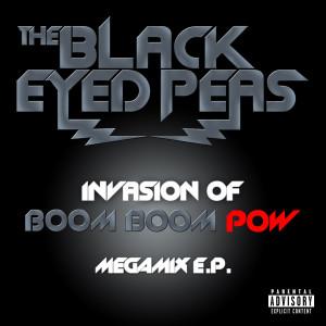 INVASION OF BOOM BOOM POW – MEGAMIX E.P.