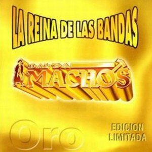 Album La reina de las bandas Vol. I from Banda Machos