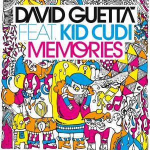 David Guetta的專輯Memories
