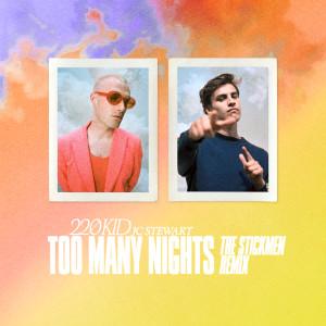 JC Stewart的專輯Too Many Nights (The Stickmen Remix)