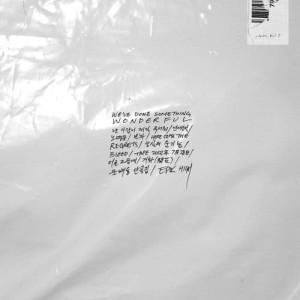 Album WE'VE DONE SOMETHING WONDERFUL from Epik High