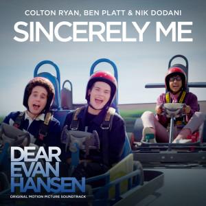 "Album Sincerely Me (From The ""Dear Evan Hansen"" Original Motion Picture Soundtrack) from Ben Platt"