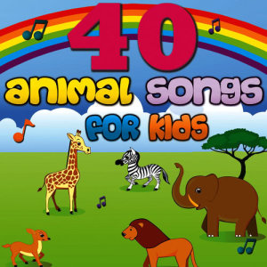 The Montreal Children's Workshop的專輯40 Animal Songs for Kids - Fun and Silly