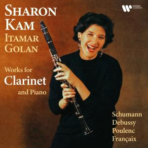 Sharon Kam的專輯Schumann, Debussy, Poulenc & Françaix: Works for Clarinet and Piano