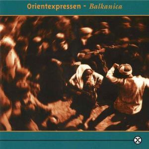 Balkanica 1993 Orientexpressen